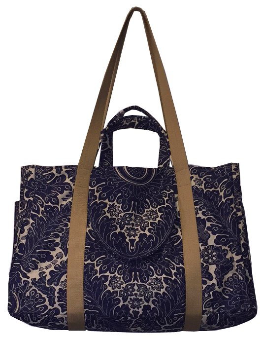 Sarah's Carpet Bag Pattern