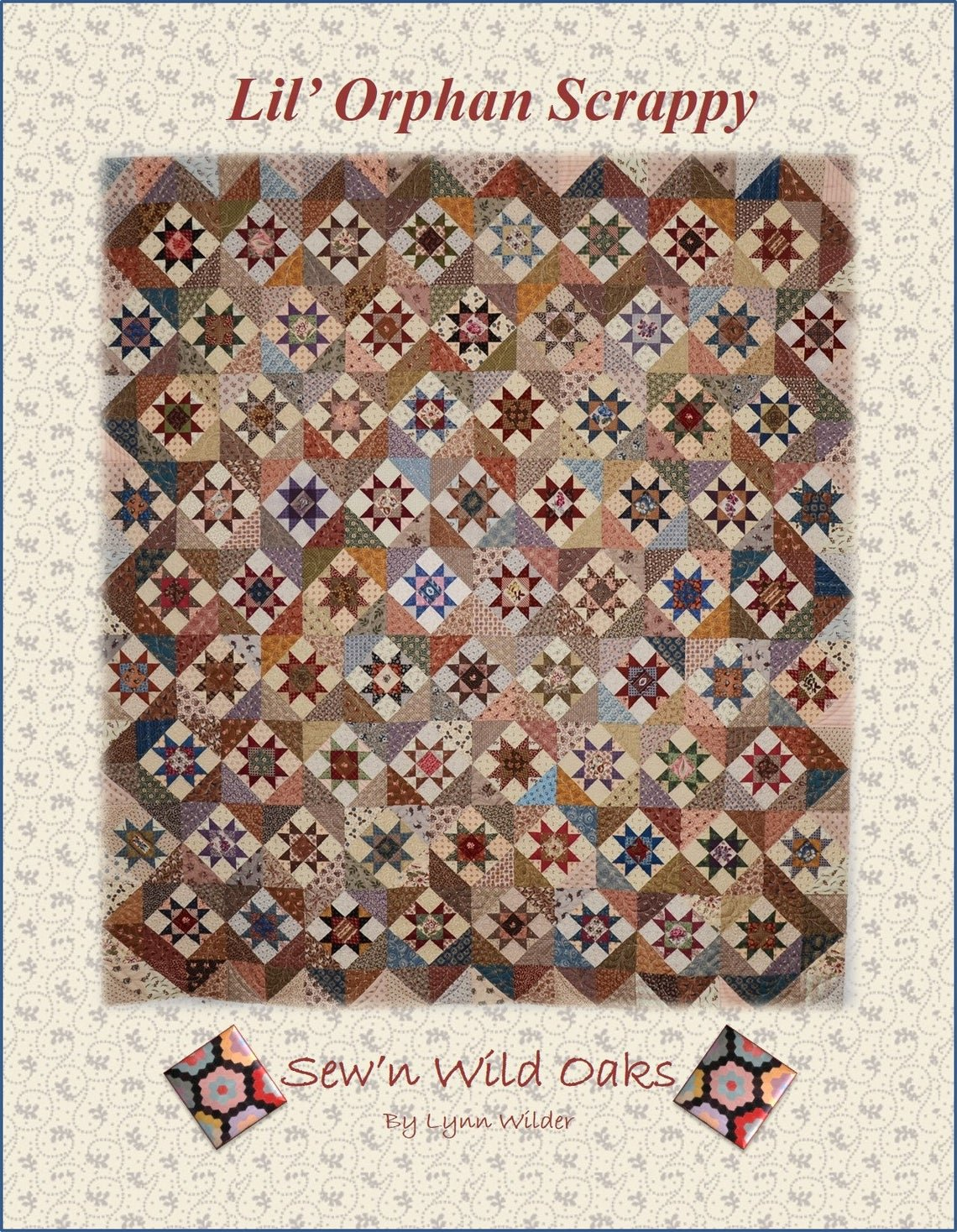 Lil Orphan Scrappy Quilt Pattern