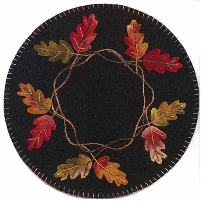 Fall Leaves Mini Mat Kit