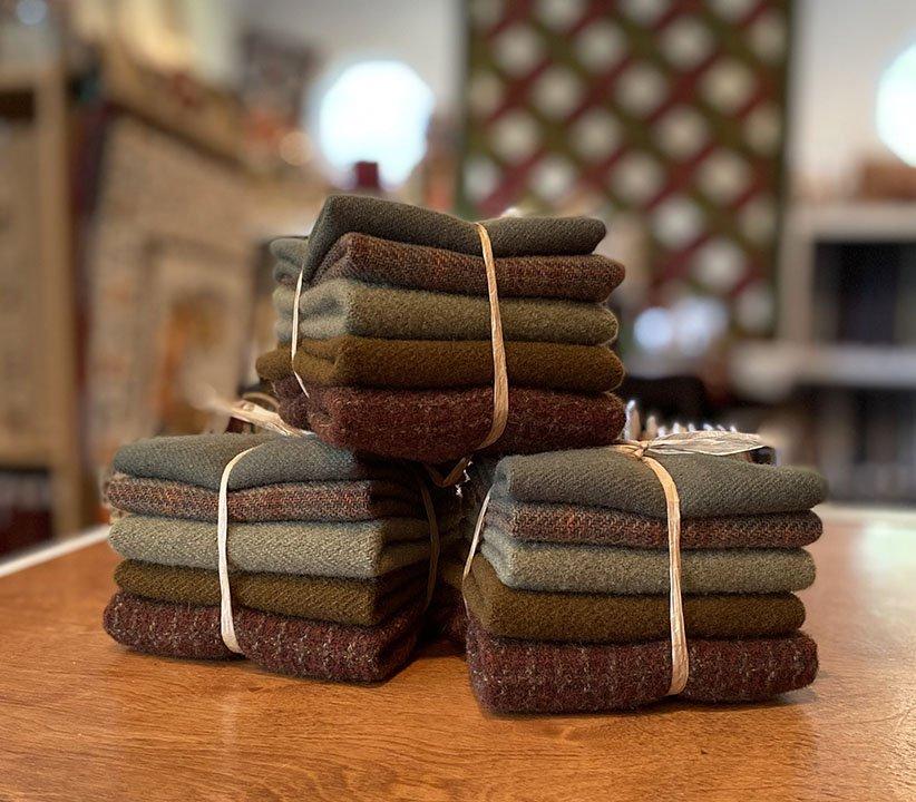 Mossy Bark Wool Bundle - Aug 2021