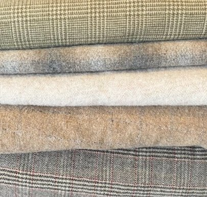 Neutral Wool Color Bundle