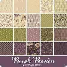 Purple Passion Jelly Roll