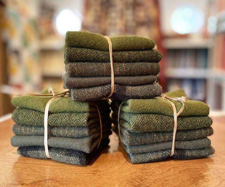 Rain Forest Wool Bundle - July 2021