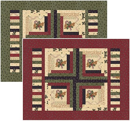 Sweet Holly Placemat Pattern