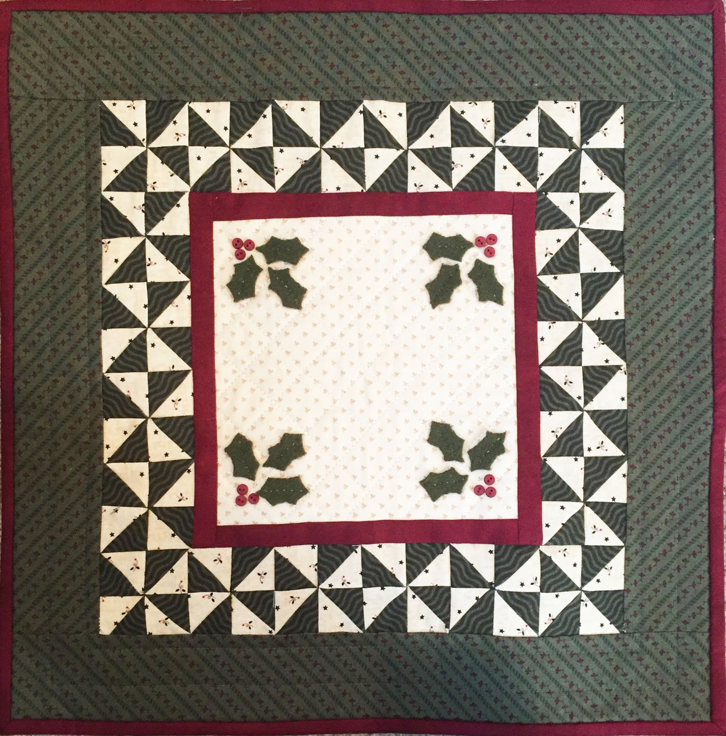 Table Comforts Holly Mat Kit