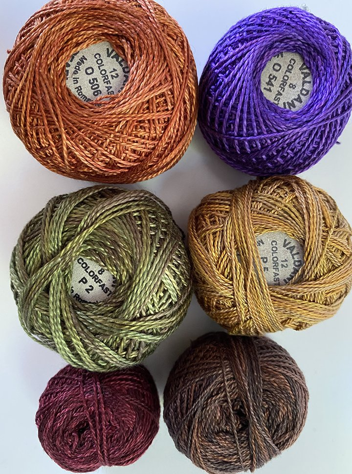 Good Wool Thread Kit - August 2020