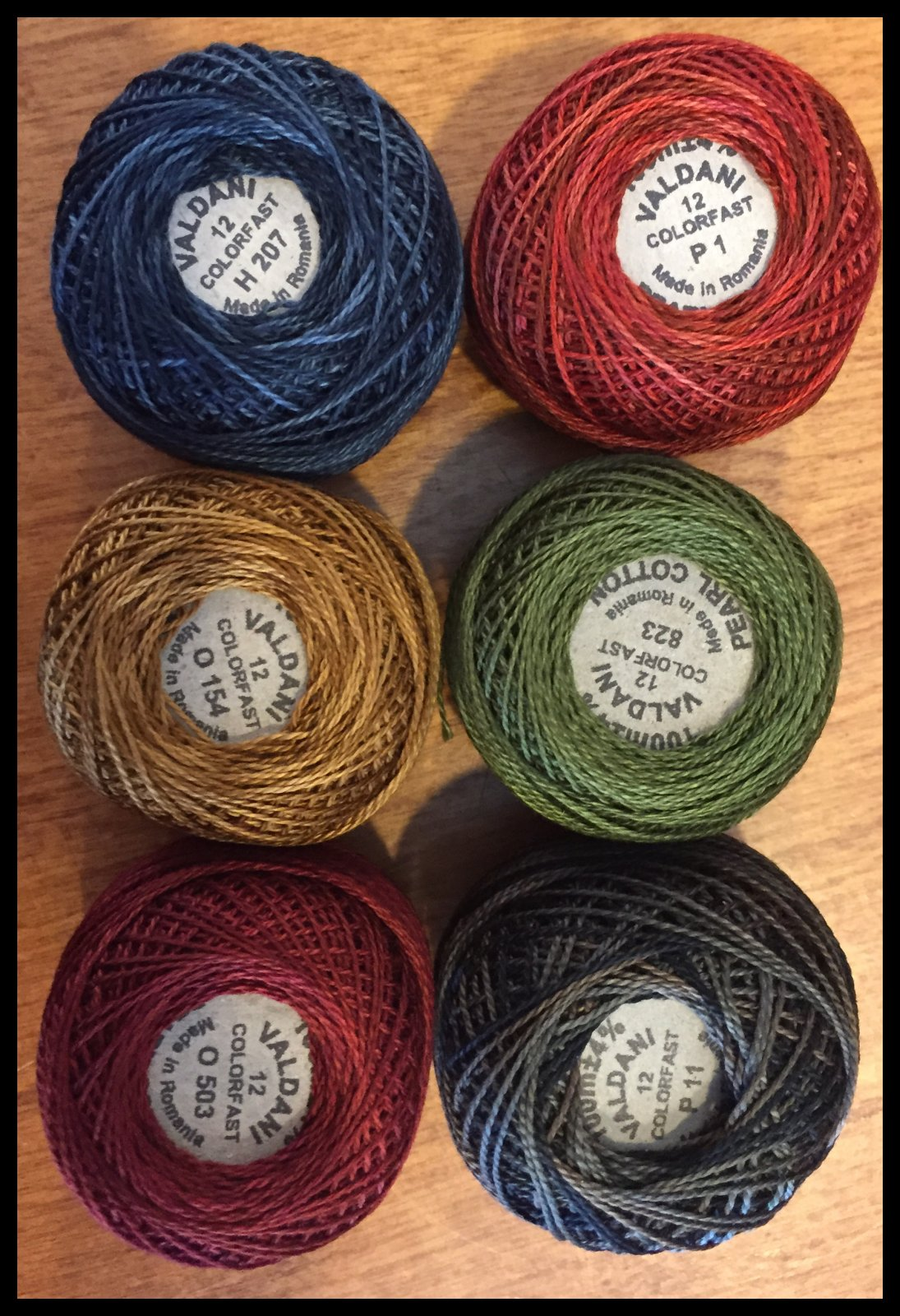 Americana Thread Kit