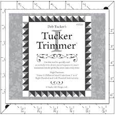 Ruler - Tucker Trimmer 1