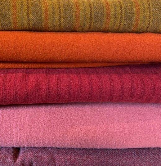 Warm Wool Color Bundle