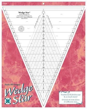 Wedge Star Ruler