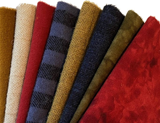 Grandpa's Porch Good Wool Bundle  -April 2021