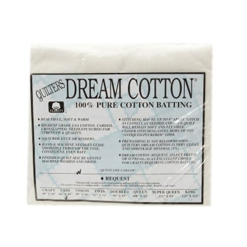 Request White Crib Cotton