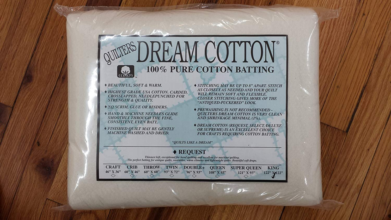 Request White King Cotton