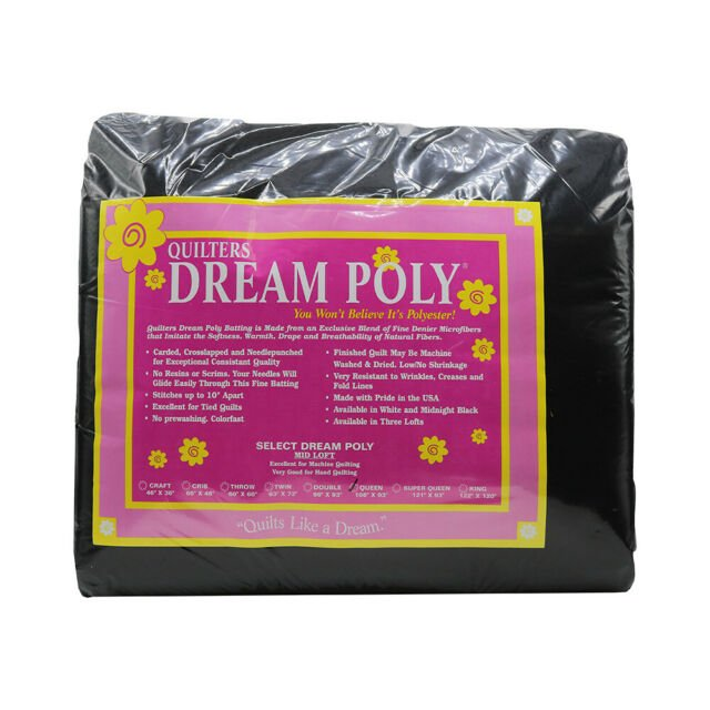 Select Poly Black Queen