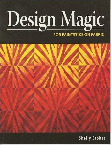 Design Magic Painstiks on Fabric