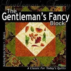 Gentlemen's Fancy #6 Series 1