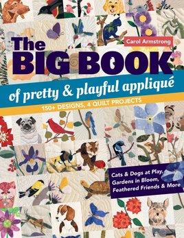 Big Book of Pretty & Playful Applique