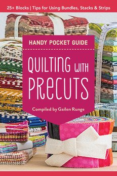 Quilting W/Precuts Handy Pocket