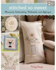 Stitched So Sweet-Whimsical Embroidery