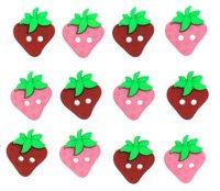 Sew Cute Strawberries