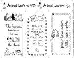Animal Lover's panel