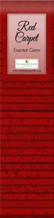 Essential Gems - Red Carpet 24 piece 2 1/2 strips