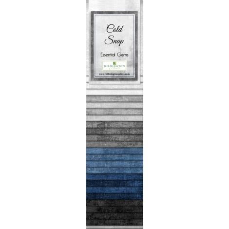 Cold Snap - 24 piece 2 1/2 strip pack