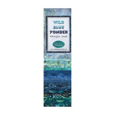 Wild Blue Yonder 24 pieces 2 1/2
