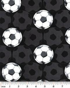 All Sports - Soccer Balls  in Black & White