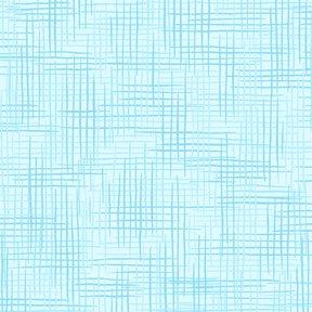 Harmony Woven- turquoise linen