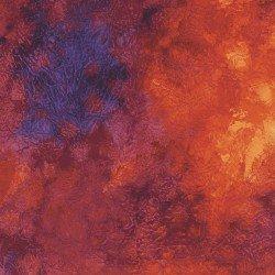 Essence- orange, red, violet and gold mottle