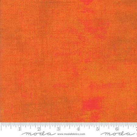 Grunge-Russet Orange
