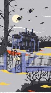 Haunted House - scene