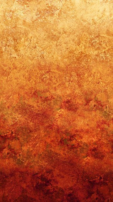 Stonehenge Maplewood - yellow gold to deep red mottled background