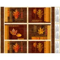 Amber Reflections Placemat Panel