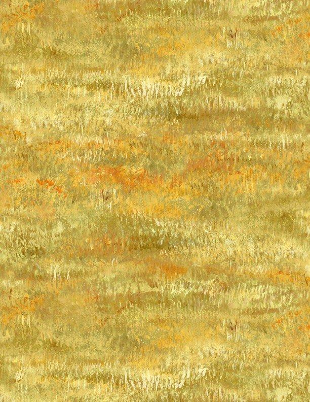 Autumn Grove - yellow grass