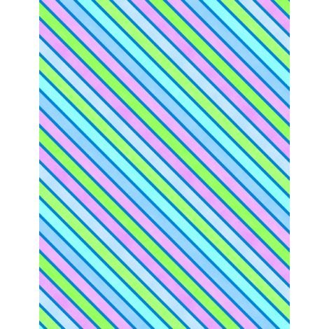 Sparkle Magic Shine - diagonal stripe