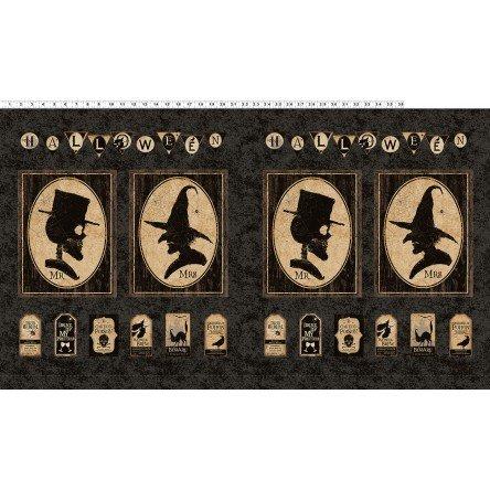Pick Your Poison - Halloween panel