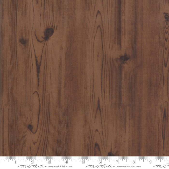 Modascapes - walnut wood grain