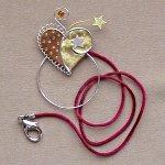 Heart Scissor Sitter