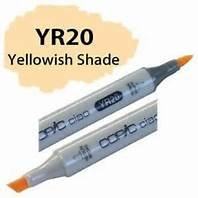 Ciao Copic Yellowish Shade