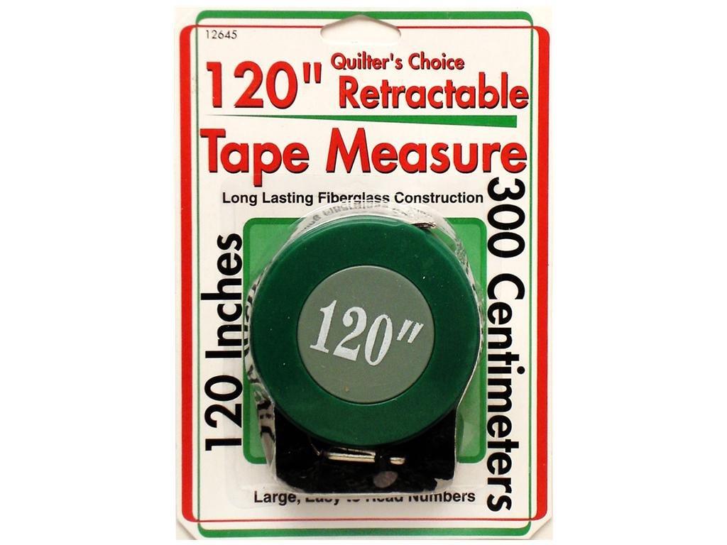 Quilt Shop Tape Measure 120