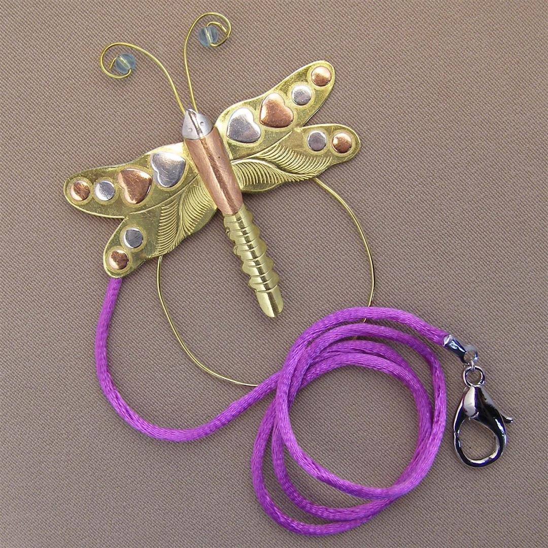 Dragonfly Scissor Sitter