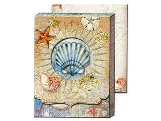 Tiny Seashell notepad