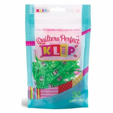 Perfect Klip green 50 count