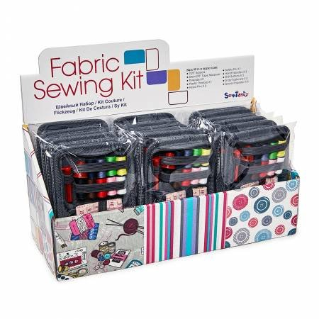 Cotton Print Sewing Kit