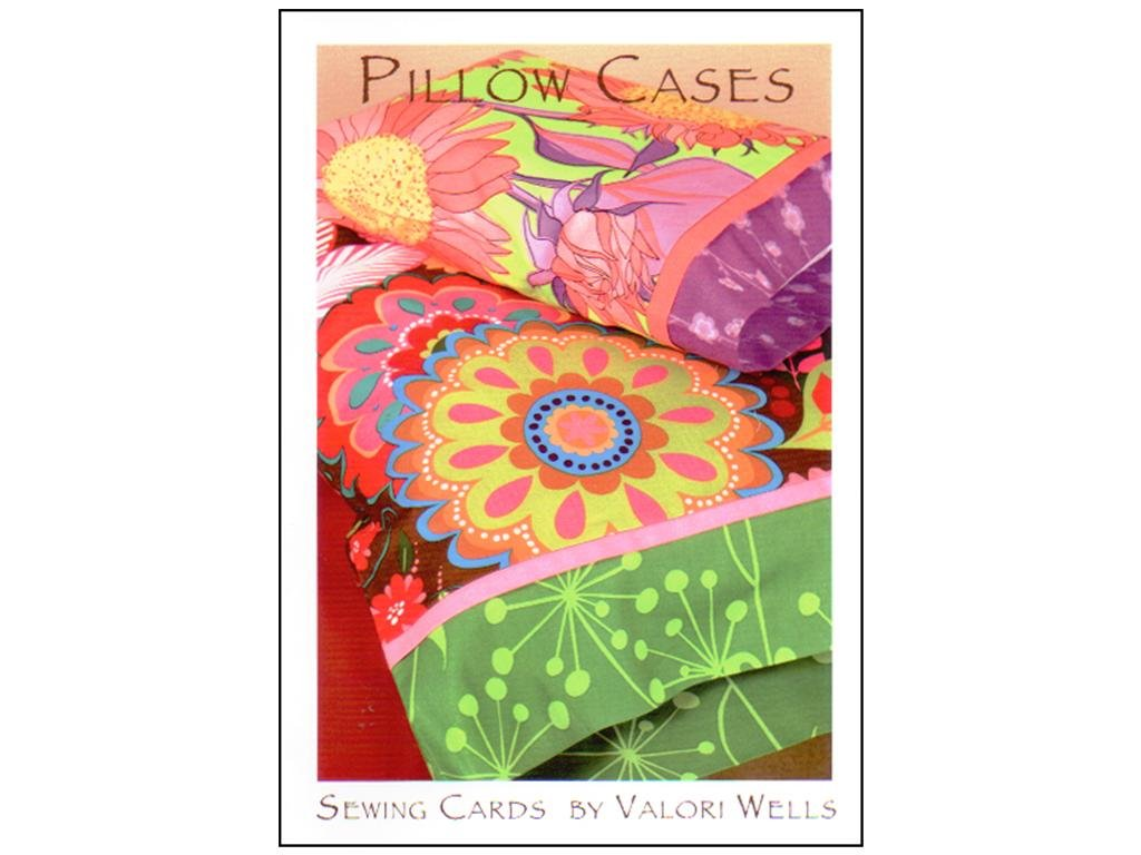 Pillow Case Sewing Cards