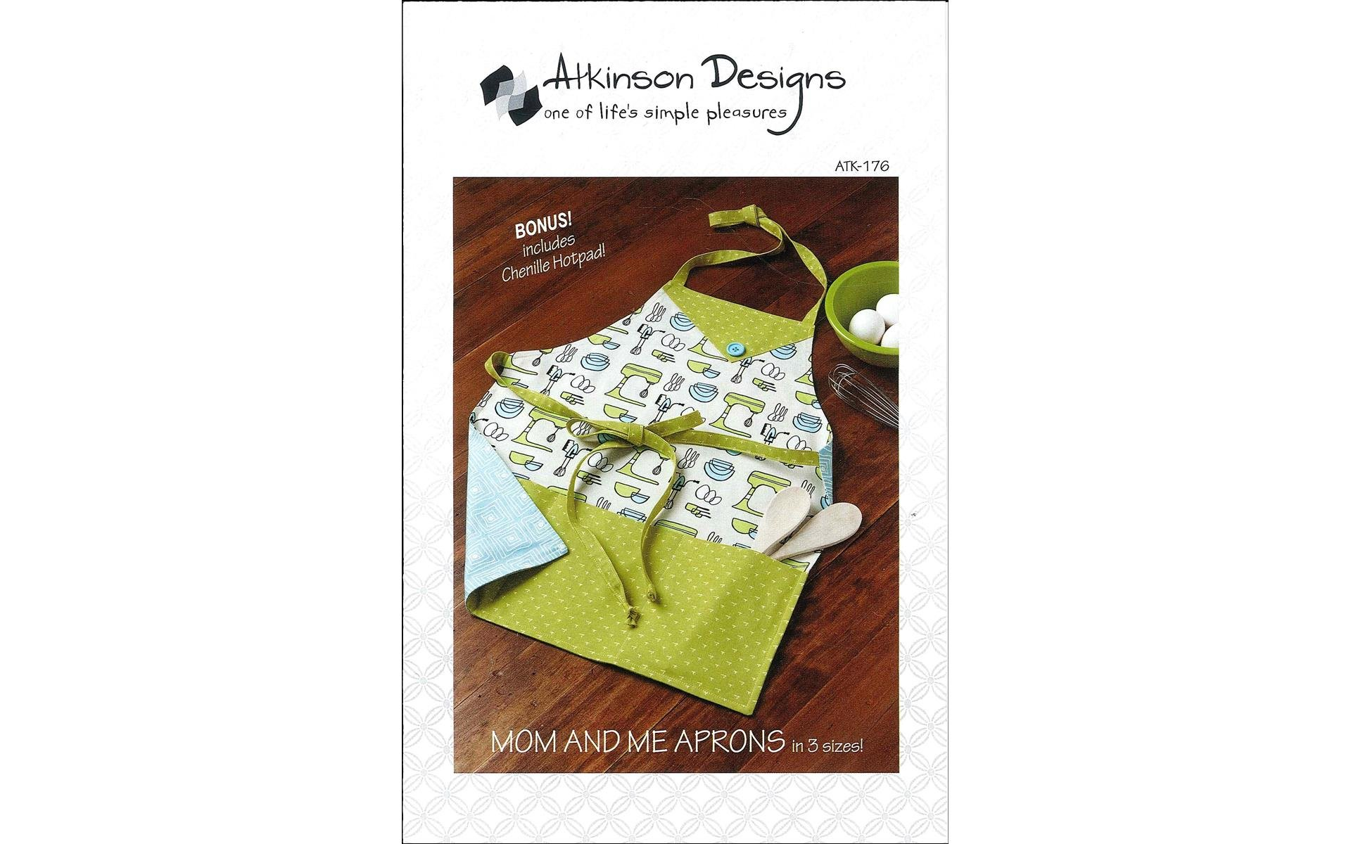 Mom and Me Aprons