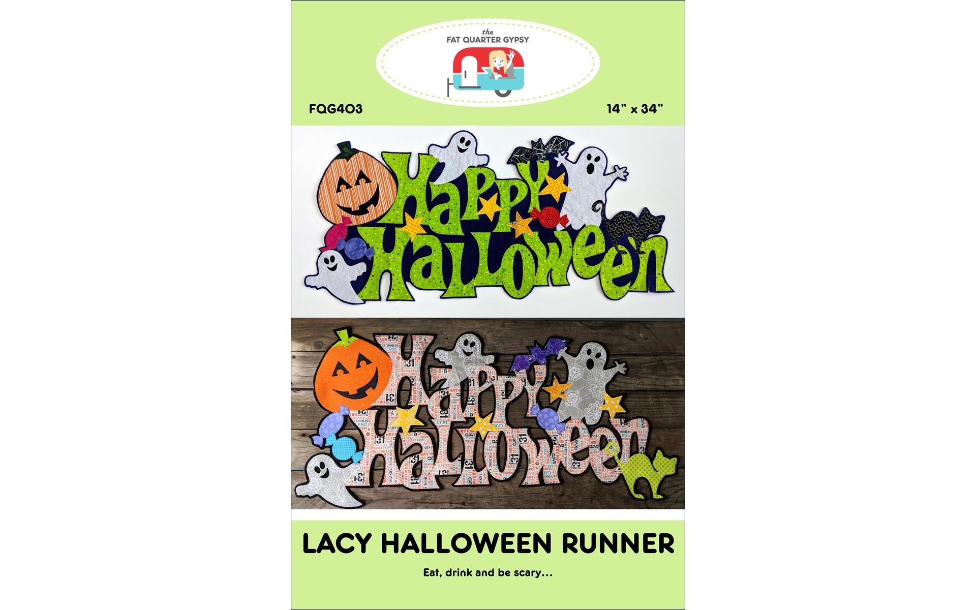 Lacy Halloween Runner