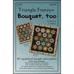 Triangle Frenzy Bouquet